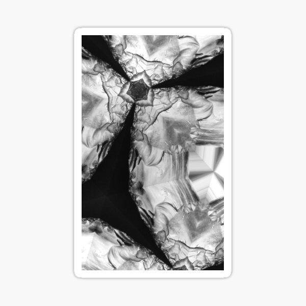 Kaleidoscope handaxe 1.1 Sticker