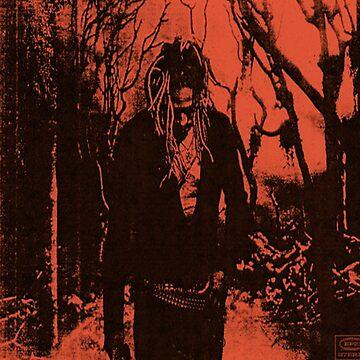 Future HNDRXX The Wizrd Album Cover by eightyeightjoe