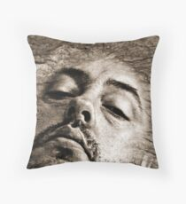Uncut SquarePeg Throw Pillow