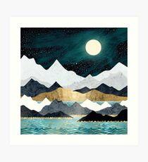 Lámina artística Estrellas del océano