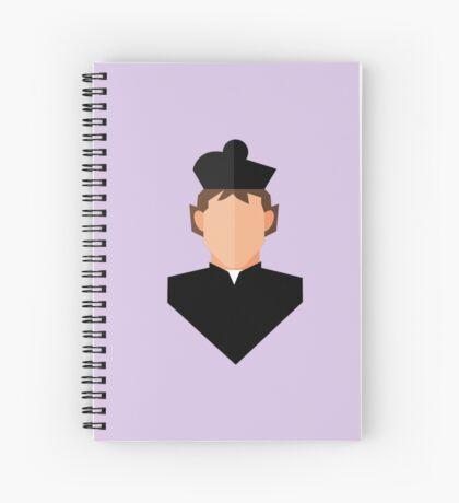 St. John Bosco Spiral Notebook