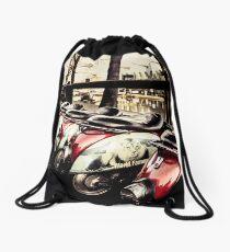 Camden Market Drawstring Bag