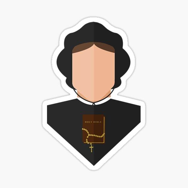 St. Elizabeth Ann Seton Sticker