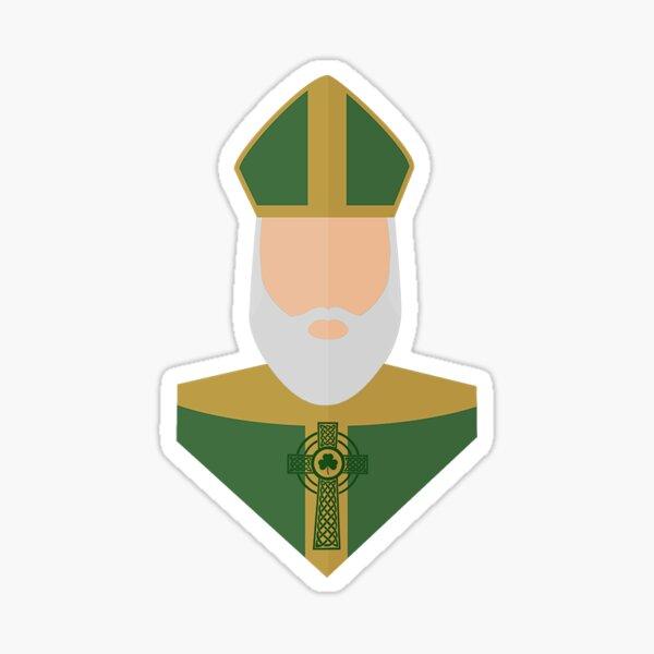 St. Patrick Sticker