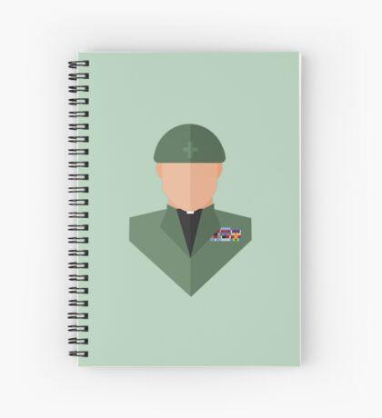 Fr. Kapaun Spiral Notebook