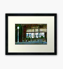 Union Hotel Framed Print