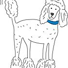 Doodle poodle by lizmaydesigns