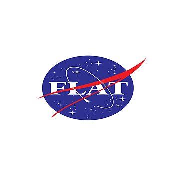 Nasa Parody: Flat Earth by eldram