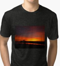 Slow Fade To Night Tri-blend T-Shirt