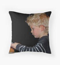 I am the eldest! Throw Pillow