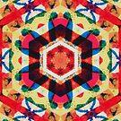 kaleidoscope 1 2019 by Artworksy