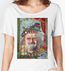 Camiseta ancha Billy the Drifter: Billy Connolly