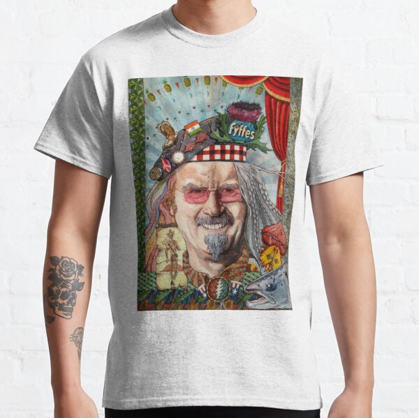 Billy the Drifter : Billy Connolly Classic T-Shirt