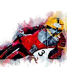The Racer by manxhaven
