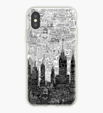 New York Doodle iPhone Case