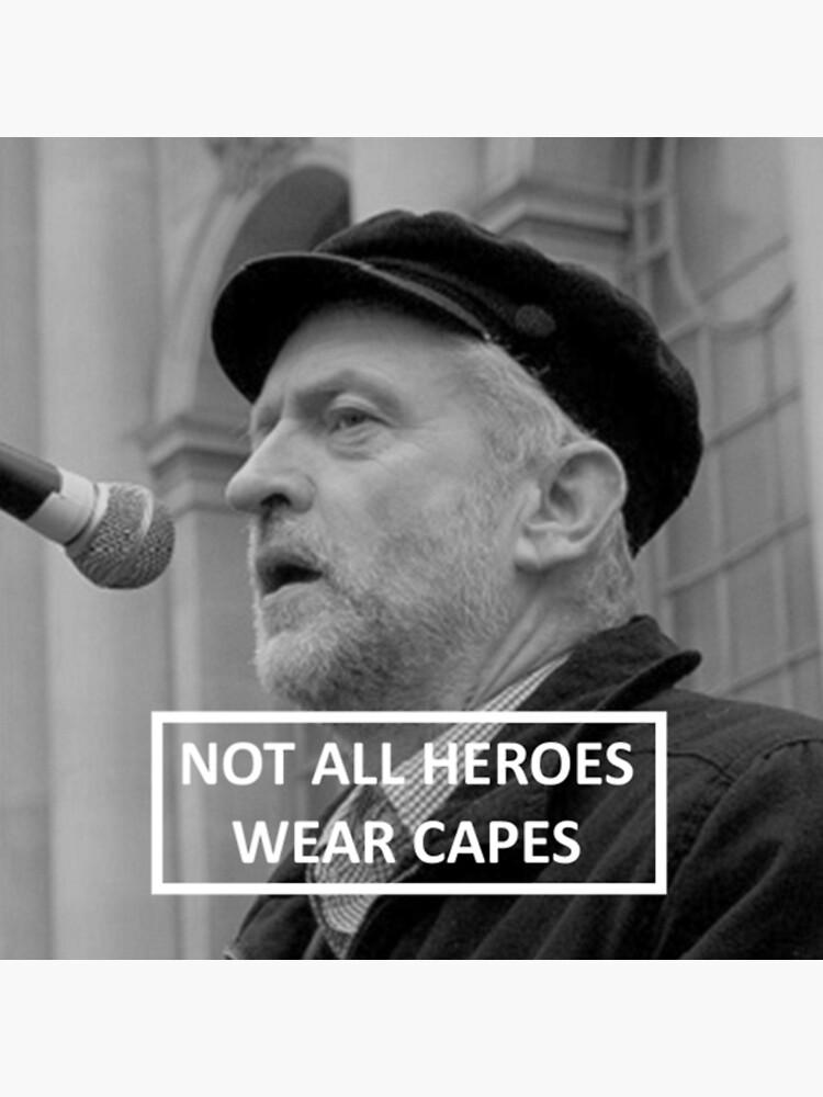 Jeremy Corbyn Held von RayaJK