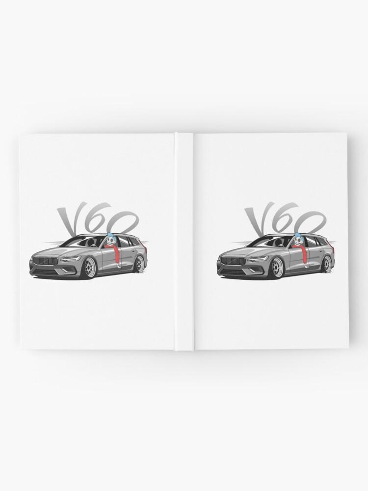 Vista alternativa de Cuaderno de tapa dura V60 Skulldriver Low Style