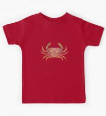 Dungeness Crab (Metacarcinus magister) Kids Clothes