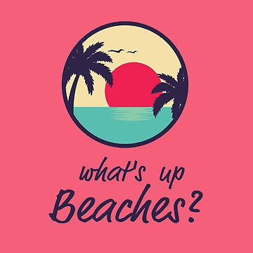 What's Up Beaches  |  Brooklyn 99 by juliatleao