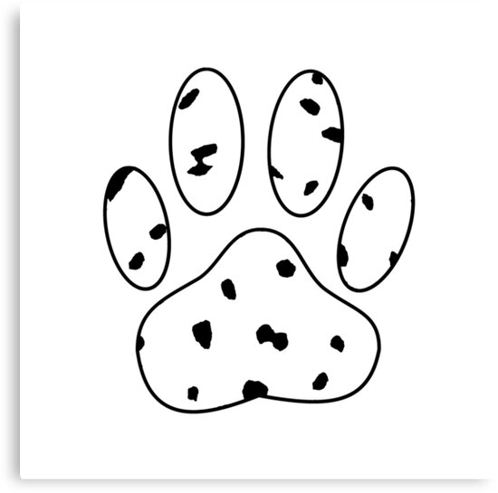 puppy paw print pictures - the best of pictures 2017, Powerpoint templates