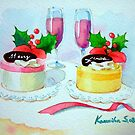 29-12-2008 Chrstmas Cakes from Bua's Bakery (Original) by BuaS