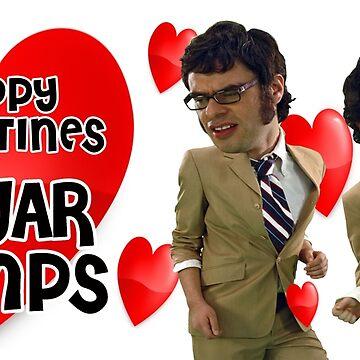 Sugar Lumps Valentine by loganferret