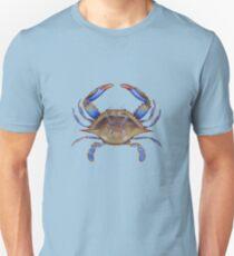 Blue Crab (Callinectus sapidus) T-Shirt