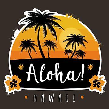 Aloha Hawaii by zoljo