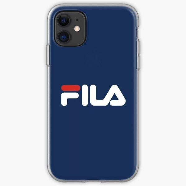 Fila Dark Blue Phone Case iPhone Soft Case