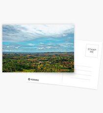 Celebrity Choco Hills  Postcards