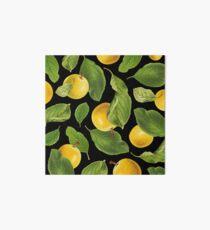 Botanical Vintage Fruit Art Board