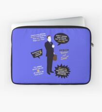 Best Lawyer In The World Laptop Sleeve
