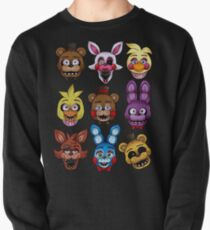 Five Nights Pullover Sweatshirt