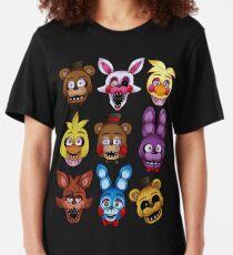 Five Nights Slim Fit T-Shirt