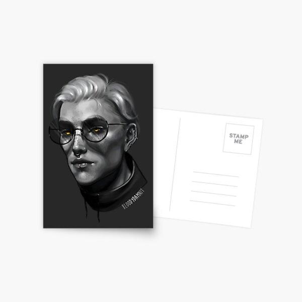 'Drew Postcard