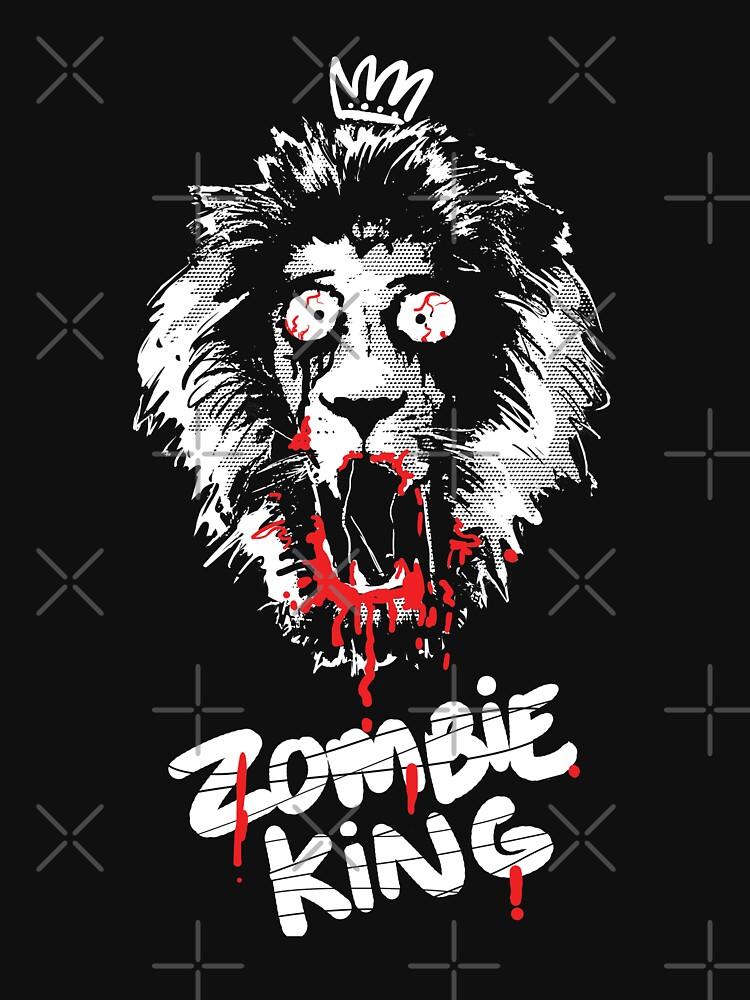 Zombie king by blacksoup
