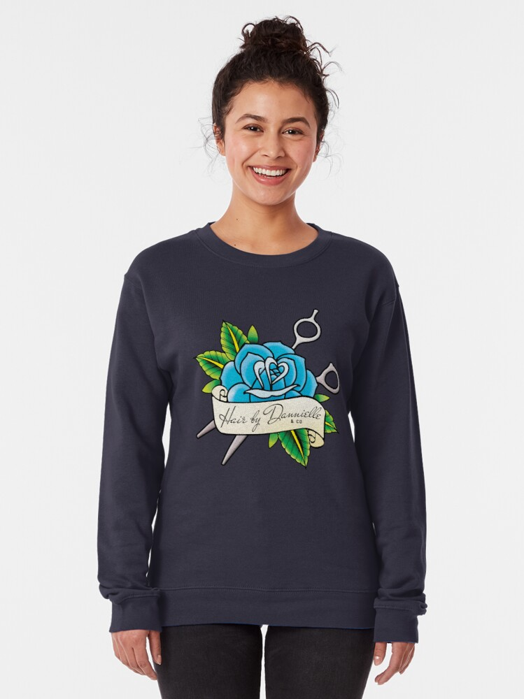 Alternate view of Hair by Dannielle & Co. Pullover Sweatshirt