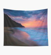 Strand - Sommer Wandbehang
