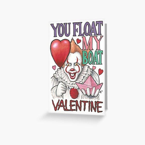 It Valentine Greeting Card
