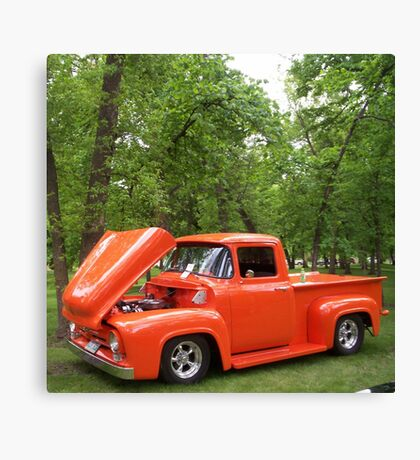 1950's Ford Pickup Canvas Print