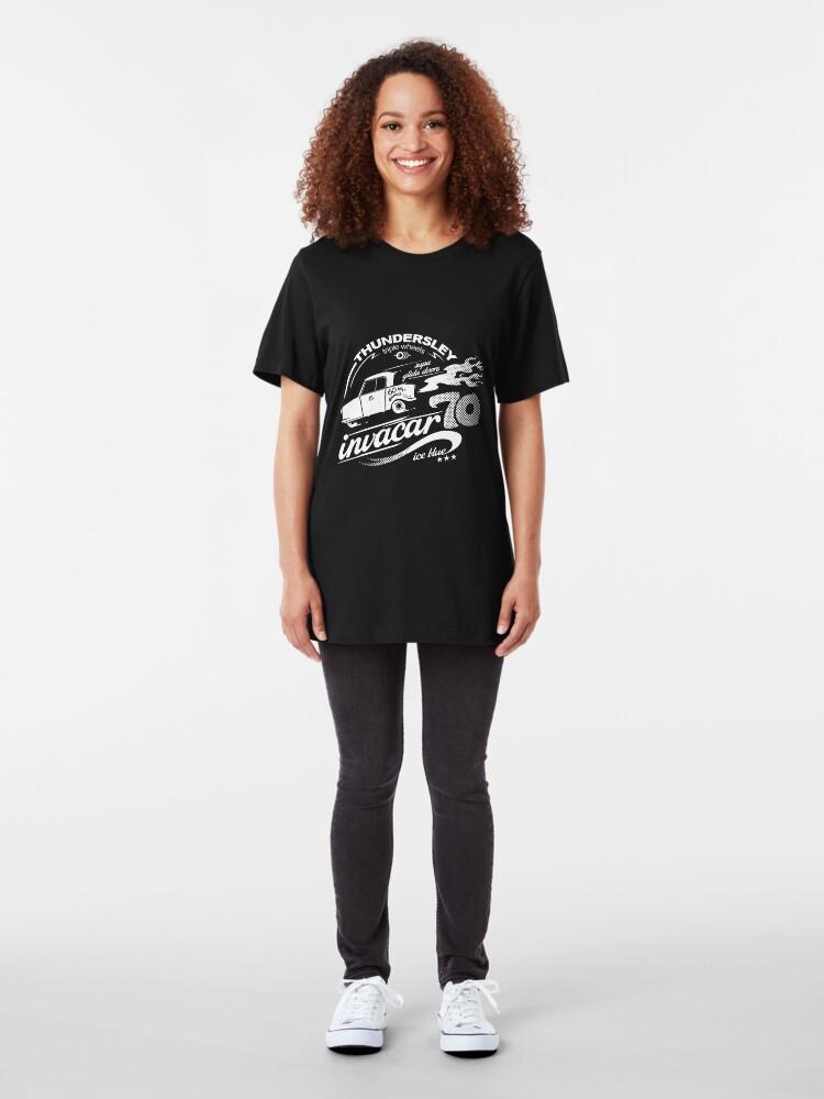 Alternate view of Invacar 70 Slim Fit T-Shirt