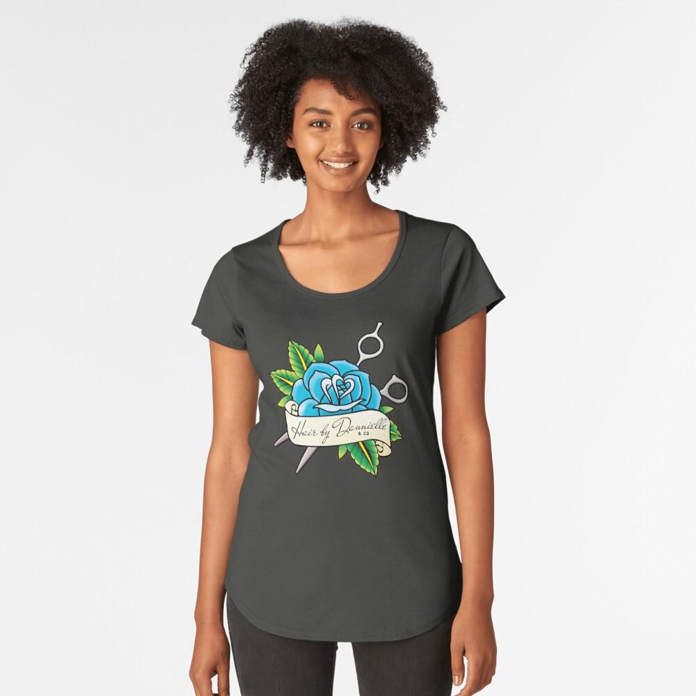 Hair by Dannielle & Co. Premium Scoop T-Shirt
