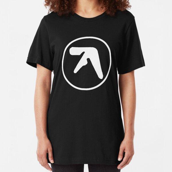 Aphex Twin Logo Slim Fit T-Shirt
