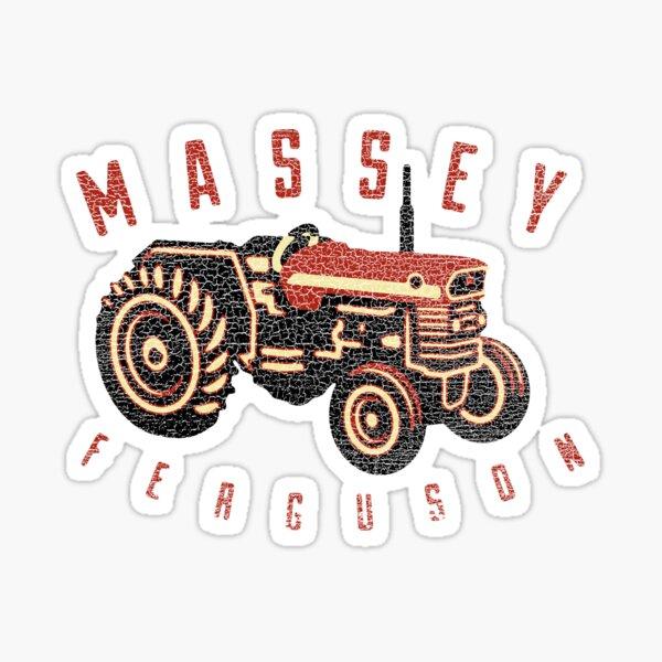 Tractores Massey Ferguson Pegatina