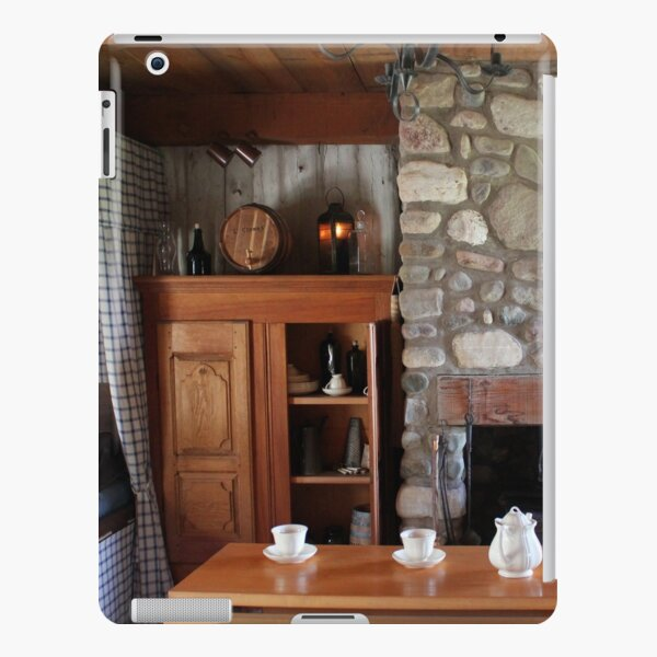 Officer's Quarters Fort Mackinac iPad Snap Case