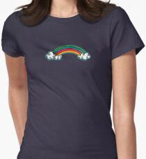 Mega Rainbow TShirt Women's Fitted T-Shirt