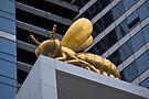 Golden Bee by eegibson