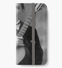 Augustin Barrios - Brilliant Paraguayan Guitarist and Composer iPhone Wallet/Case/Skin
