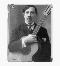 Augustin Barrios - Brilliant Paraguayan Guitarist and Composer iPad Case/Skin