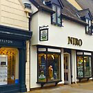 Niro, a Boutique. by Billlee